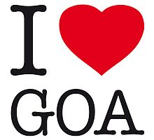I ♥ GOA by eyesblau