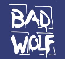 Bad Wolf by GarfunkelArt