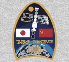 Soyuz TM 11 Patch (Returned first british woman from space) by cadellin