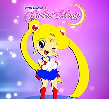 Chibi Sailor Moon by Rickykun