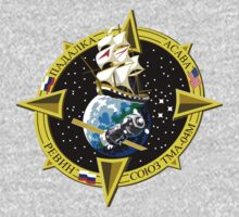 Russian Mission Patch- Soyuz TMA 04 M by cadellin