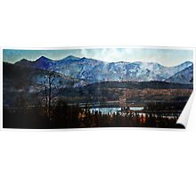 Lake Dillon Colorado Morning Poster