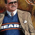 Mike Ditka  by fonzyhappydays