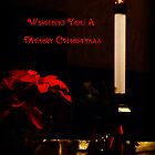 Wishing You a Merry Christmas by Lucinda Walter
