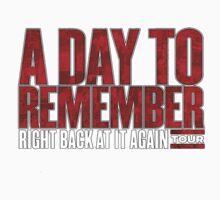 ADTR - Right Back At It Again Tour by dodgingdaggers