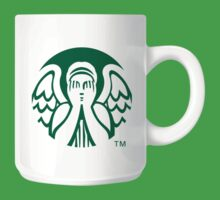 Don't blink Coffee Mug by hunekune