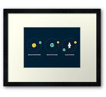 Astronomy 101 Framed Print