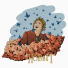 The Hobbit - Bilbo Baggins by Rhaenys