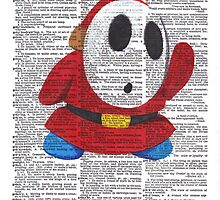 Shy Guy by Fan-Art-Int
