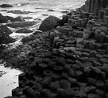 Giant's Causeway Northern Ireland by Samantha Vilkins