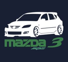 Mazda 3 MPS - 4 by TheGearbox
