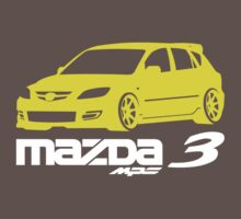 Mazda 3 MPS - 6 by TheGearbox