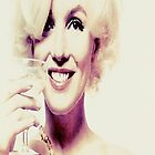 Marilyn Monroe Phone Case by lucylovett4