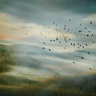 Small Murmuration by Mark Wade