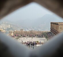 Through the Veil, Indian Castle by gomowhitelaw