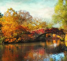 Gapstow in Autumn by Jessica Jenney