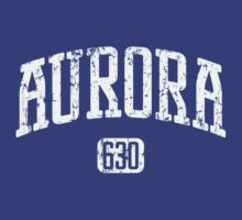 Aurora 630 (White Print) by smashtransit