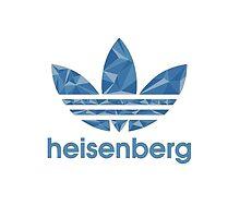 Heisenberg Adidas logo by vancityy604