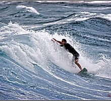 Surfing 2 by Wolf Sverak