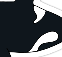 Orca Killer Whale Sticker