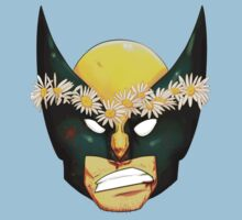 Wolverine flower power by onac911