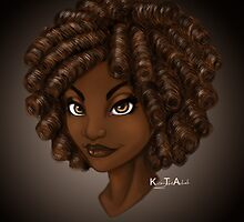 Curly by Shakira Rivers