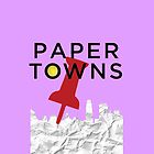 Paper Towns - Pin by emziiz