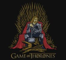 Game of Thorones Kids Clothes