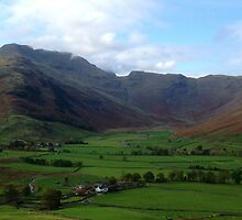 Great Langdale by GeorgeOne