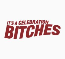 It's A Celebration Bitches by bigredbubbles06