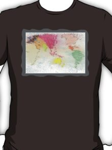Our world - Our home T-Shirt