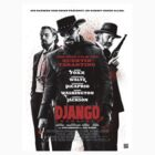 DJANGO UNCHAINED T-Shirt by xanthos84