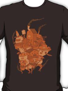 Teams Moving Fortress T-Shirt