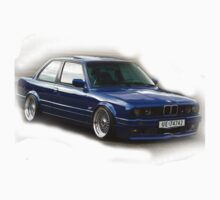 BMW e30 t-shirt by Speedy-J