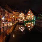 La petite Venise, Colmar, France by remos