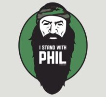 I Stand with Phil  by VintageInk