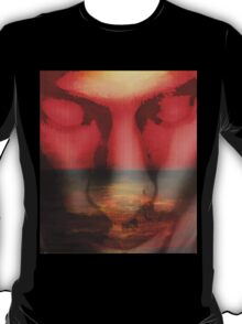 Behind the face T-Shirt