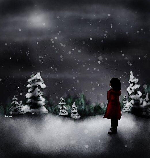 Christmas scene 2013 by vikingsbooksetc