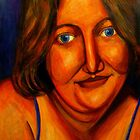 Full-figured woman-Miranda by Judith Livingston