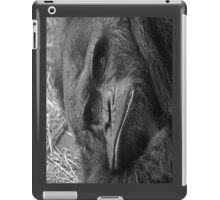 Gazing Gorilla iPad Case/Skin