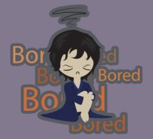 BBC Sherlock Bored by Alex Mathews