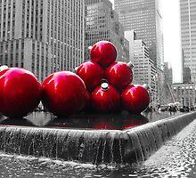 """Merry Christmas 2013 & Happy New Year 2014__New York City"" by Poete100"