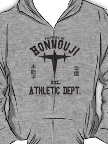 Honnouji Athletics (Black) T-Shirt