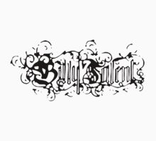 Billy Talent calligraphic design [black] by misformaniacal