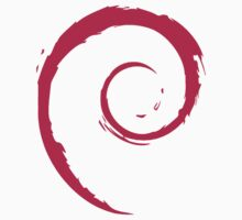 Debian - Original logo and color by carrascord