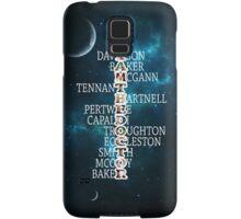 I am the Doctor Samsung Galaxy Case/Skin