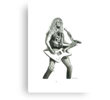 The Hetfield Canvas Print
