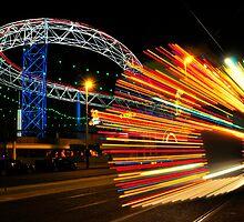Blackpool Tram by FyldePhotos
