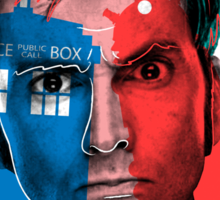 Doctor Warwhol #10 Sticker
