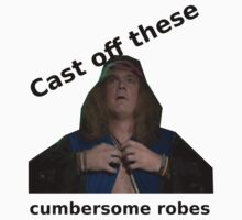 Yonderland - Cast off these cumbersome robes by meggie1tr